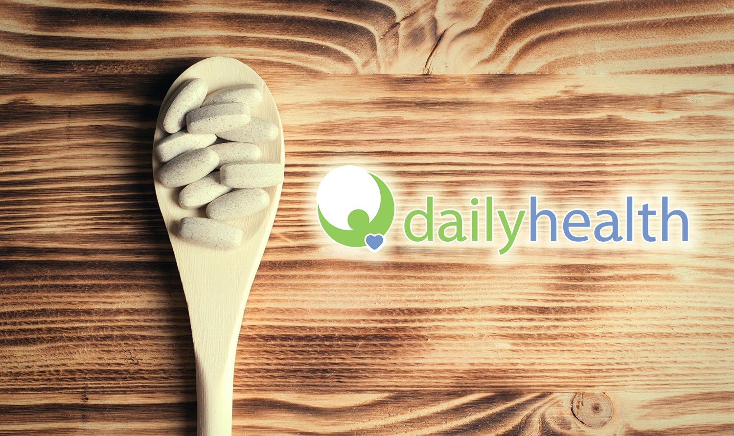 daily health inc logo board natural supplements online store