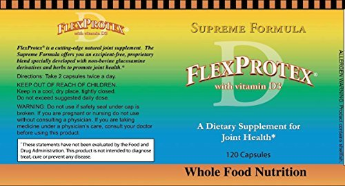 flexprotex d joint support whole food nutrition description
