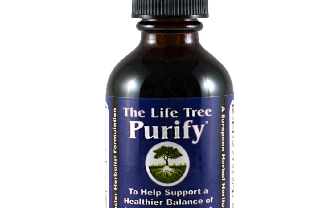 The Life Tree Purify Para-Clean Parasite Intestinal Detox Cleanse Liquid 2oz.