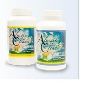 almighty cleanse intestinal colon 7 day kit