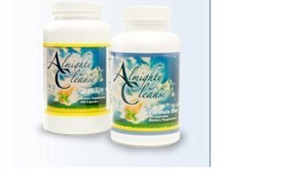 Almighty Colon Cleanse Advanced Formulas 1 Regulate 2 Purify