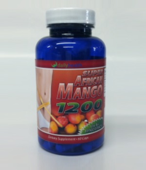 super african mango pure natural weight loss supplement